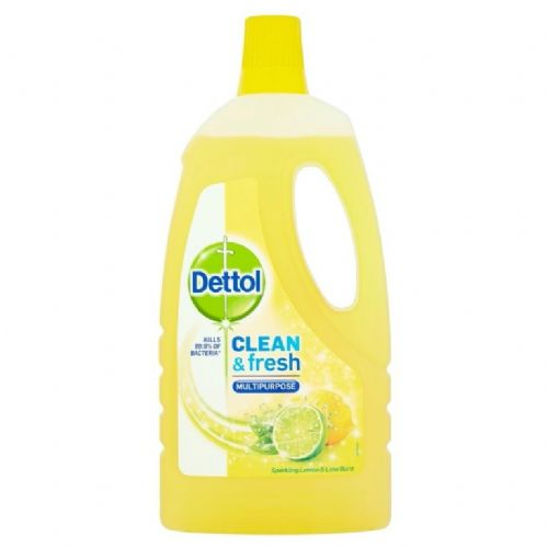 Dettol Power & Fresh 1L - Sparkling Lemon & Lime Burst